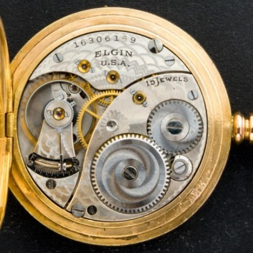 Image of Elgin 354 #16306169 Movement