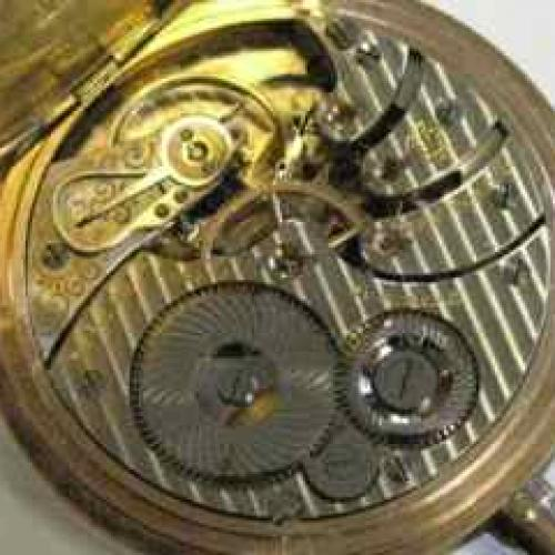 Rockford Grade 540 Pocket Watch Image