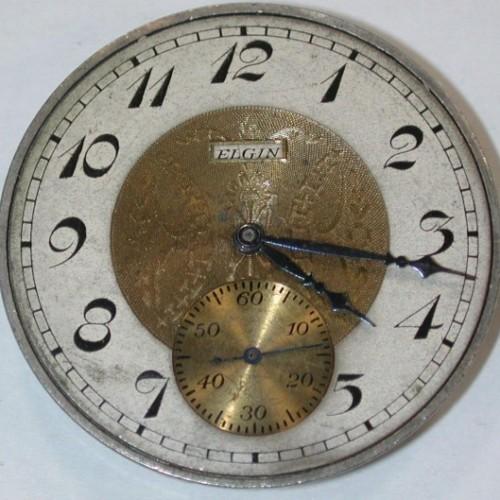 Elgin Grade 345 Pocket Watch Image
