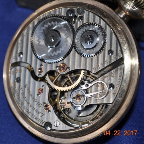 Image of Hamilton 992 #1602428 Movement