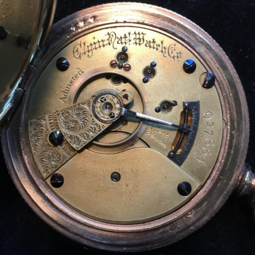 Image of Elgin 70 #927884 Movement