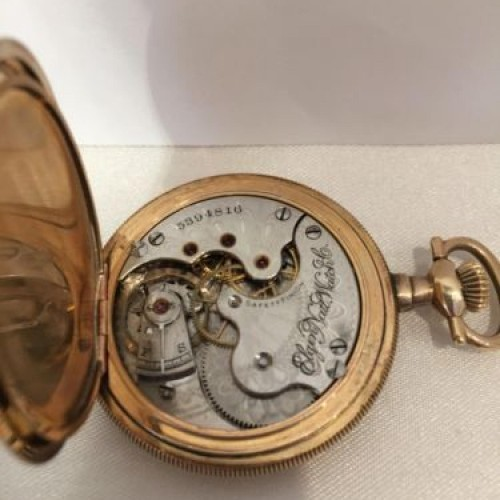 Elgin Grade 111 Pocket Watch Image