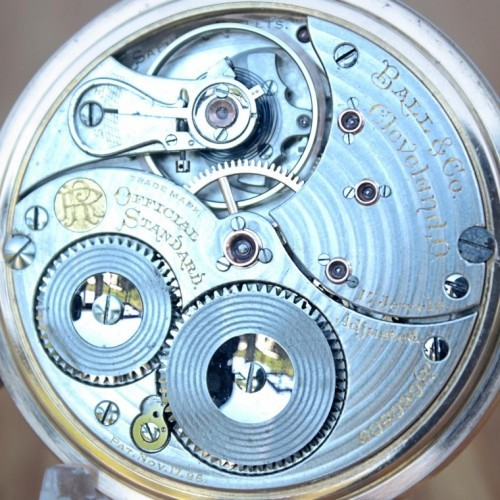 Image of Ball - Waltham Official Standard #B060809 Movement