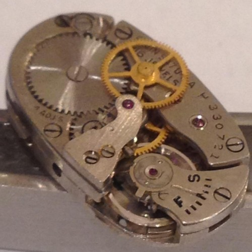 Elgin Grade 547 Pocket Watch Image