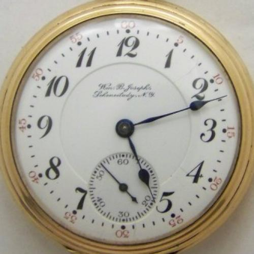 Hamilton Grade 960 Pocket Watch Image