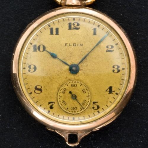 Elgin Grade 444 Pocket Watch Image