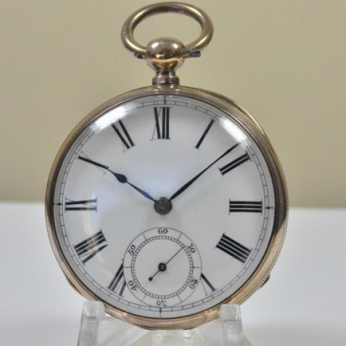 Waltham Grade Home Watch Co. Pocket Watch Image