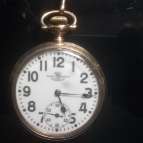 Image of Ball - Waltham Official Standard #B247132 Dial