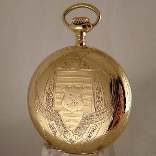 Rockford Grade 540 Pocket Watch Image