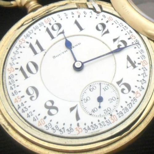 South Bend Grade 229 Pocket Watch