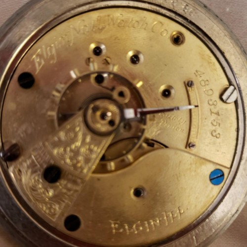Image of Elgin 10 #4893153 Movement