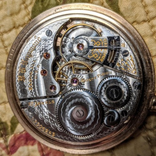 Elgin Grade 361 Pocket Watch Image