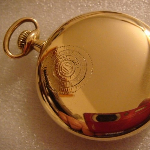 Waltham Grade No. 22 Pocket Watch Image
