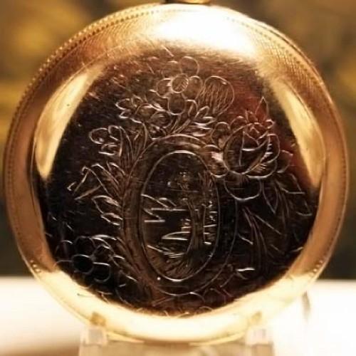 Elgin Grade 274 Pocket Watch Image