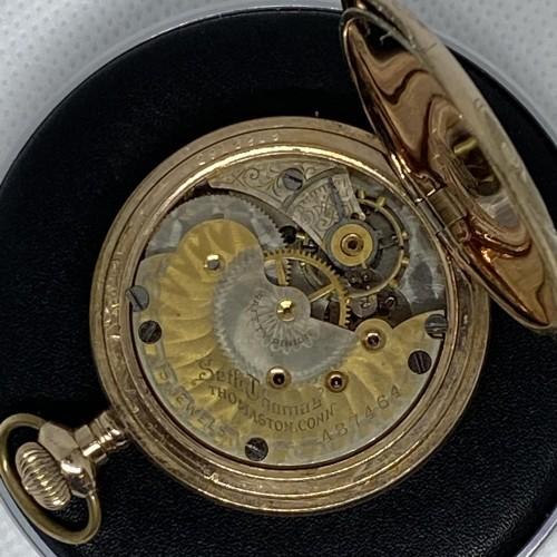 Seth Thomas Grade 205 Pocket Watch Image
