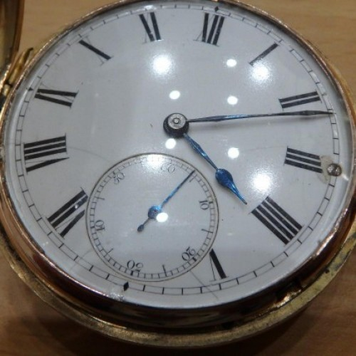 Elgin Grade 92 Pocket Watch Image