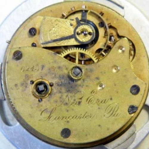 Image of Lancaster Watch Co. New Era #62431 Movement