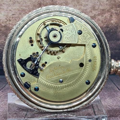 Rockford Grade 89 Pocket Watch Image