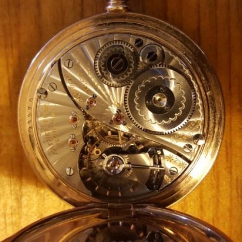 Elgin Grade 373 Pocket Watch Image