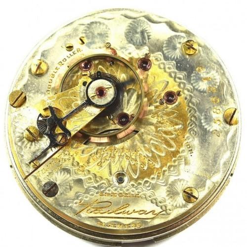 Hampden Grade Special Railway Pocket Watch Image