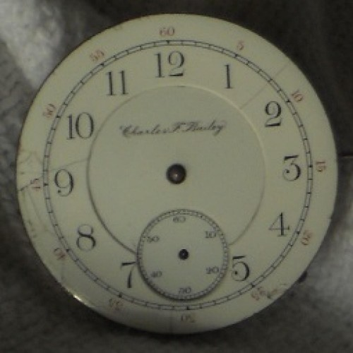 Illinois Grade 116 Pocket Watch Image