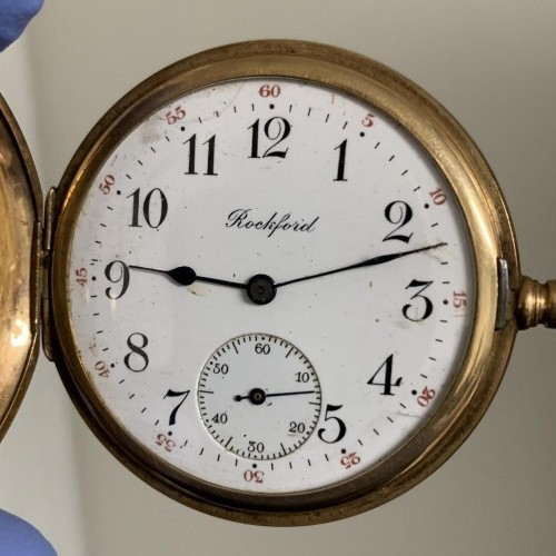 Rockford Grade 360 Pocket Watch Image