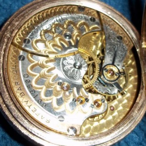 Waltham Grade L Pocket Watch Image