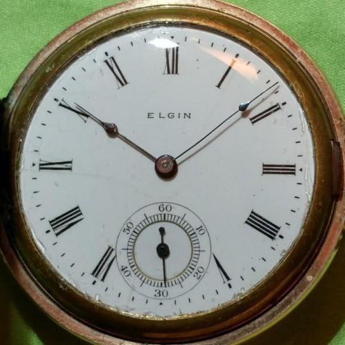 Image of Elgin 216 #8647137 Dial