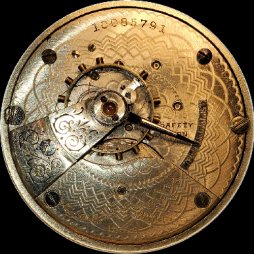 Elgin Grade 207 Pocket Watch Image