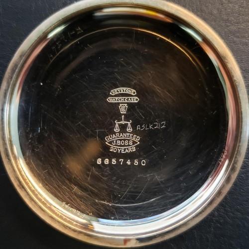 Rockford Grade 85 Pocket Watch Image