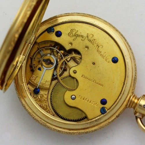 Image of Elgin 64 #910158 Movement