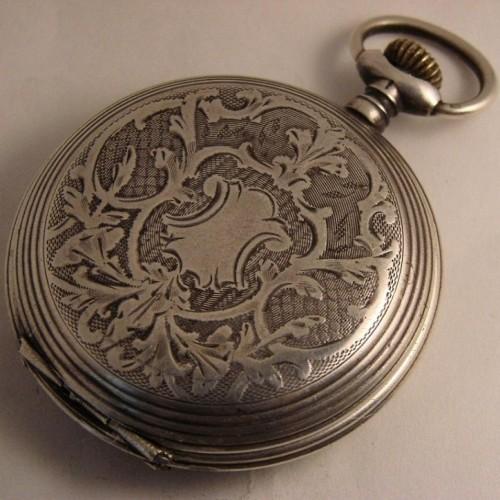 Other Grade Qte Saltier Pocket Watch Image