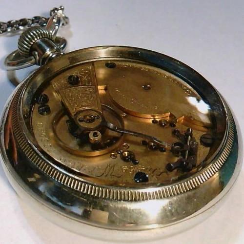 Hampden Grade The Dueber Watch Co. Pocket Watch Image