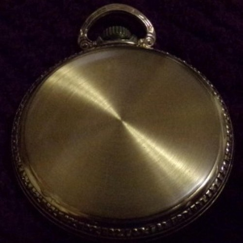 Elgin Grade 391 Pocket Watch Image