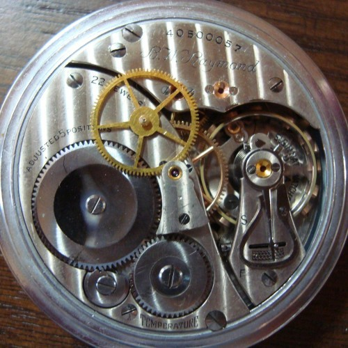 Elgin Grade 581 Pocket Watch Image