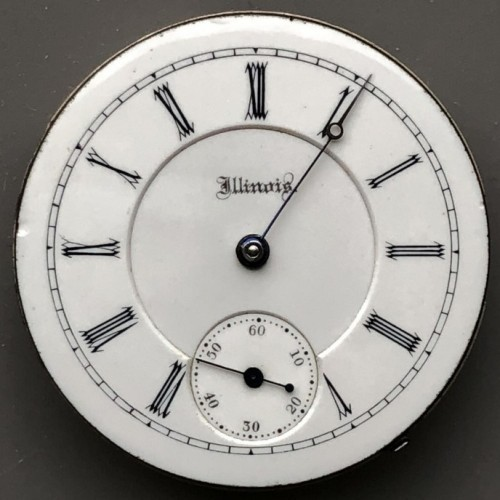 Illinois Grade 146 Pocket Watch Image