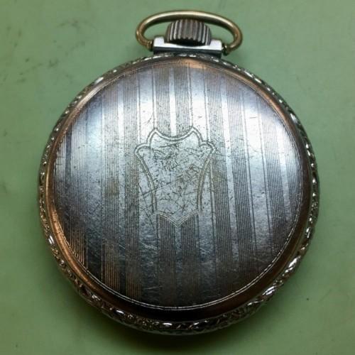 Waltham Grade No. 630 Pocket Watch Image