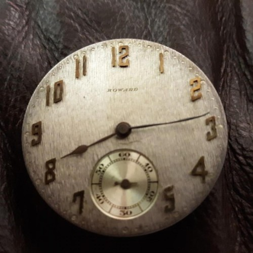 E. Howard Watch Co. (Keystone) Grade Series 15 Pocket Watch Image