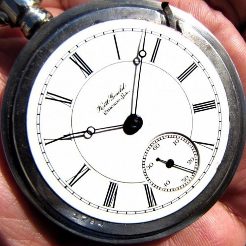 Illinois Watch Co. Watches Photo Gallery   Pocket Watch ...