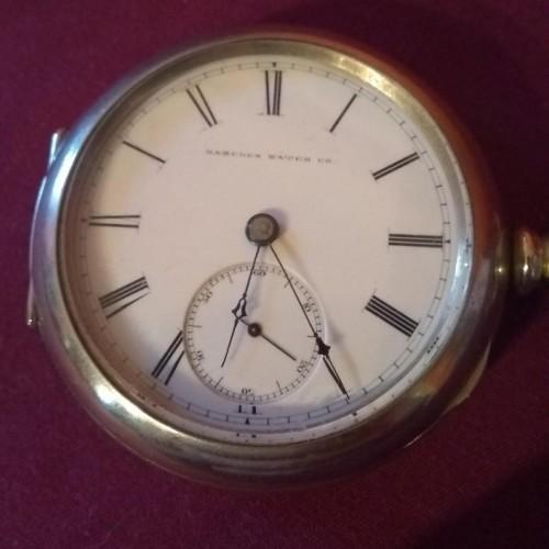 Hampden Grade Studley Pocket Watch Image