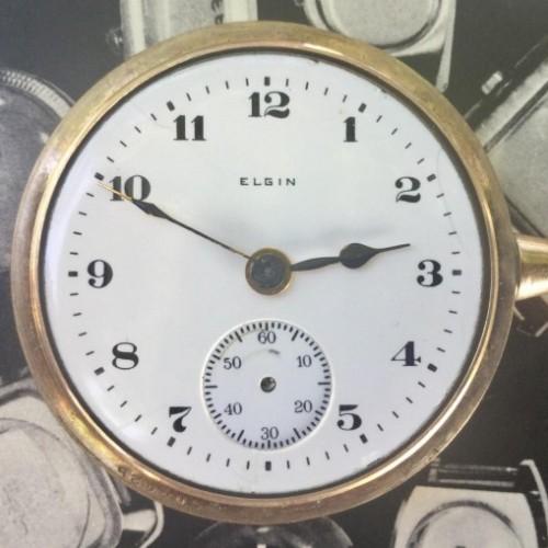 Image of Elgin 290 #21872310 Dial