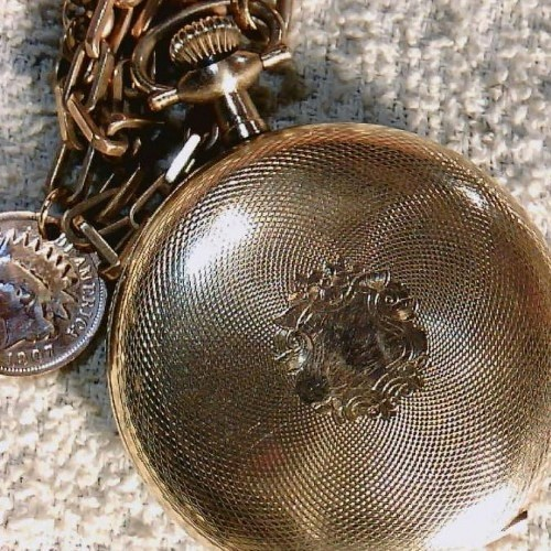 Waltham Grade No. 625 Pocket Watch Image