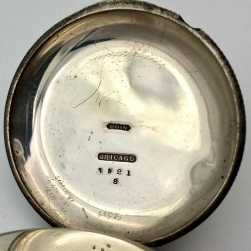 Elgin Grade 20 Pocket Watch Image