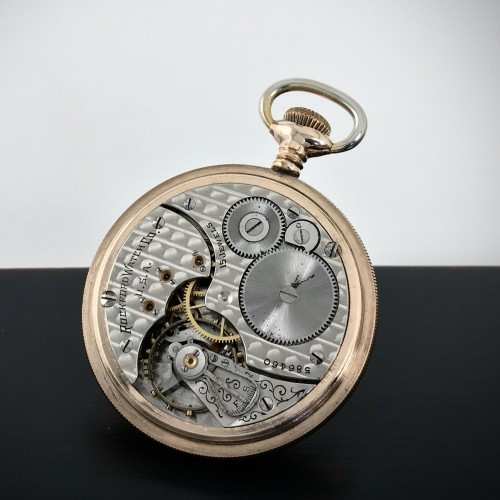 Rockford Grade 584 Pocket Watch Image