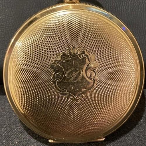 Waltham Grade No. 625 Pocket Watch Image