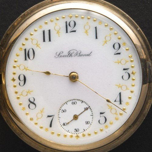 South Bend Grade 204 Pocket Watch Image