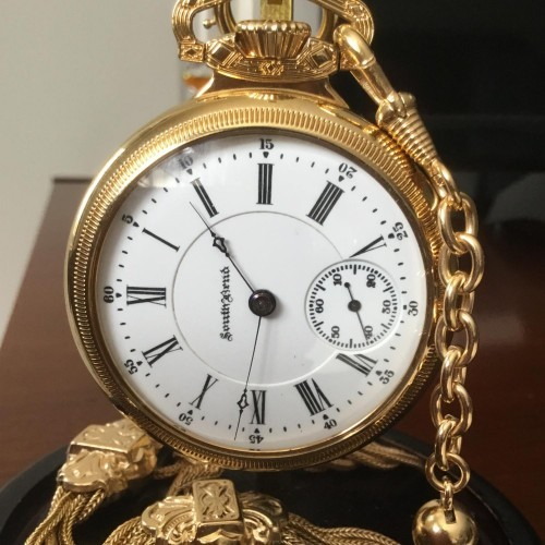 South Bend Grade 340 Pocket Watch Image