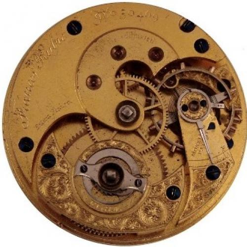 Image of Elgin 23 #50469 Movement
