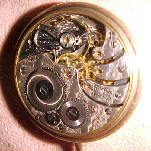 Rockford Grade 572 Pocket Watch Image