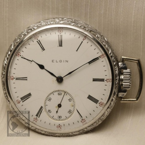 Image of Elgin 290 #17631086 Dial